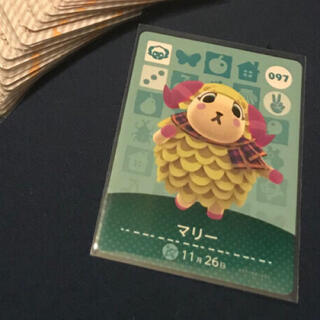Nintendo Switch - amiiboカード マリー