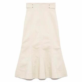Lily Brown - リリーブラウン デニムマーメイドスカート