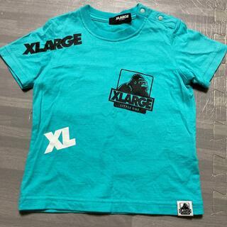 XLARGE - 週末値下♪エクストララージキッズTシャツ90センチ