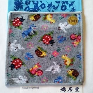 FEILER - ✨フェイラー×鳩居堂 コラボハンカチ(オンライン完売)
