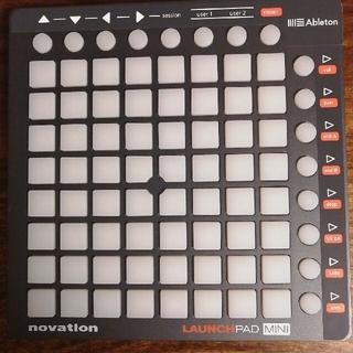 novation LAUNCHPAD MINI(MIDIコントローラー)