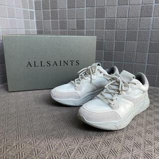 オールセインツ(All Saints)のALL SAINTS オールセインツ スニーカー 27cm(スニーカー)