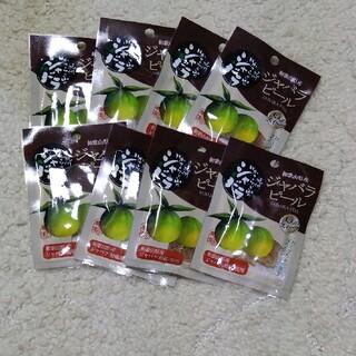 ジャバラピール15g 8袋まとめ売り! 和歌山県産 じゃばら しんおか農園 花粉(フルーツ)