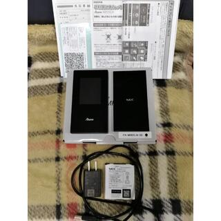 NEC - NEC Aterm MR05LN◆最新ファームウェア◆LTE デュアルSIM