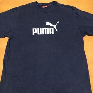 プーマ(PUMA)のプーマ Tシャツ デカロゴ ビッグシルエット L(Tシャツ/カットソー(半袖/袖なし))
