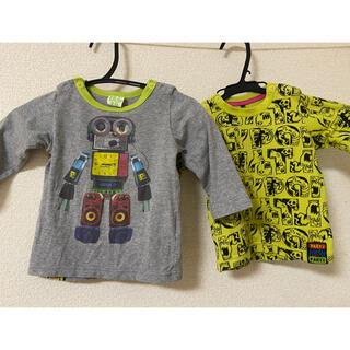パーティーパーティー(PARTYPARTY)の【ELLE様専用】70 ロングTシャツ 2点(Tシャツ)