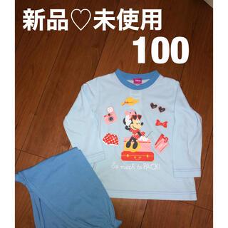 Disney - 新品 ミニーちゃんパジャマ