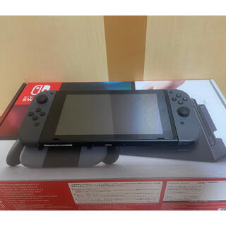 Nintendo Switch - ニンテンドーSwitch 本体セット 中古