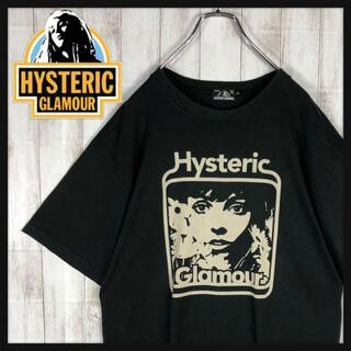 HYSTERIC GLAMOUR - 【最高デザイン】 Hysteric Glamour デカロゴ 入手困難 Tシャツ