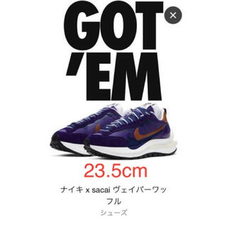 NIKE - Sacai x Nike  ヴェイパーワッフル ナイキ サカイ ワッフル
