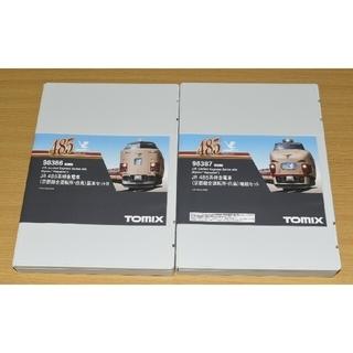 【限定価格】TOMIX 485系(京都総合運転所・白鳥) 基本B+増結 (9両)(鉄道模型)