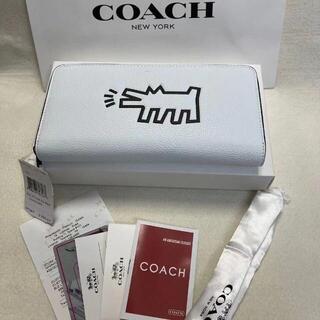 コーチ(COACH)のCOACH 新品未使用 coach コーチ 長財布 F87107(その他)