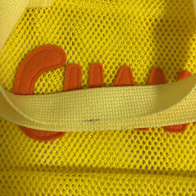LUDLOW(ラドロー)のラドロー メッシュトートバック 2019イエロー レディースのバッグ(トートバッグ)の商品写真