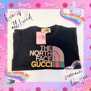 Gucci - GW最終特価🌷新品🌷グッチ&ノースフェイス コラボTシャツ