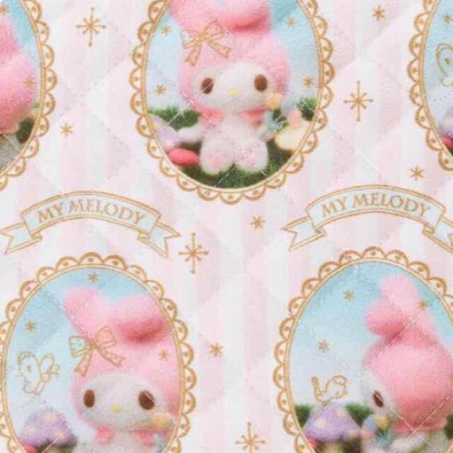 マイメロディ(マイメロディ)のマイメロディ  バッグ エンタメ/ホビーのおもちゃ/ぬいぐるみ(キャラクターグッズ)の商品写真
