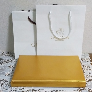 【新品♡未開封】GODIVA ゴールドセレクション 35粒入(菓子/デザート)