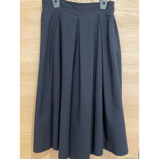 Aラインスカート風パンツ(キュロット)