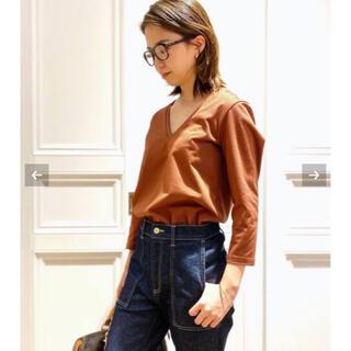ドゥーズィエムクラス(DEUXIEME CLASSE)のVネック Tシャツ(Tシャツ/カットソー(半袖/袖なし))