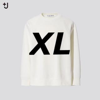 UNIQLO - ドライスウェットシャツ(長袖) ユニクロ ジルサンダー