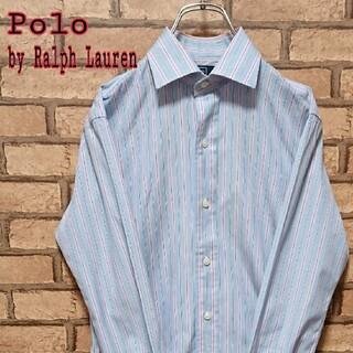 ポロラルフローレン(POLO RALPH LAUREN)のPOLO by RalphLauren ストライプ 長袖 シャツ(シャツ)