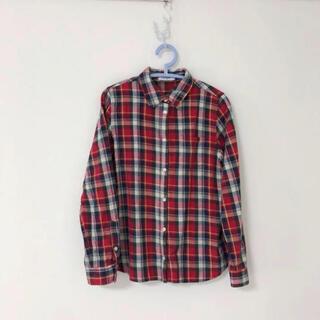 アルシーヴ(archives)のarchives 綿100%チェックシャツ(シャツ/ブラウス(長袖/七分))