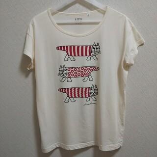 UNIQLO - ユニクロ   リサラーソン Tシャツ