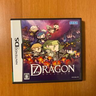 セガ(SEGA)のセブンスドラゴン DS(携帯用ゲームソフト)