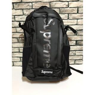 Supreme -  シュプリーム★21SS Backpack ロゴバックパックリュック