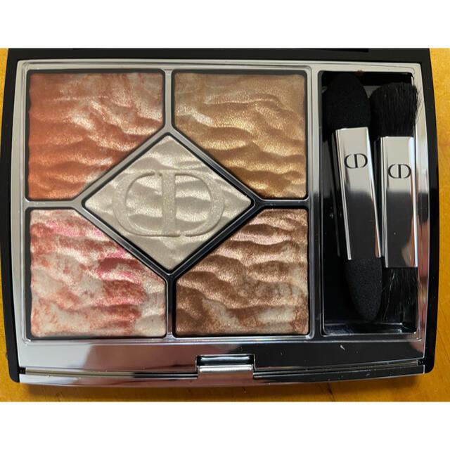 Dior(ディオール)のDior ディオール サンククルール クチュール 759 デューン新品 コスメ/美容のベースメイク/化粧品(アイシャドウ)の商品写真