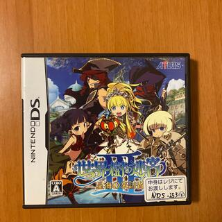 ニンテンドーDS(ニンテンドーDS)の世界樹の迷宮III 星海の来訪者 DS(携帯用ゲームソフト)