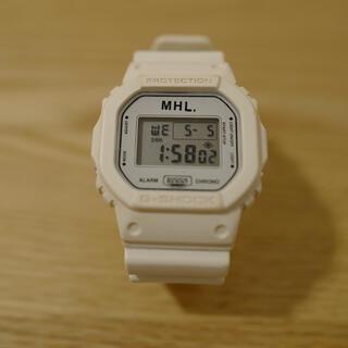 MARGARET HOWELL - MHL. マーガレットハウエル CASIO G-SHOCK 腕時計