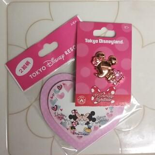 Disney - Disney◆ ミニーのスタイルスタジオ・ピンバッジ