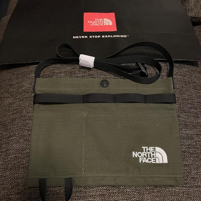 THE NORTH FACE(ザノースフェイス)のノースフェイス ノベルティ サコッシュ【新品・未開封】NT ニュートープ 非売品 メンズのバッグ(ショルダーバッグ)の商品写真