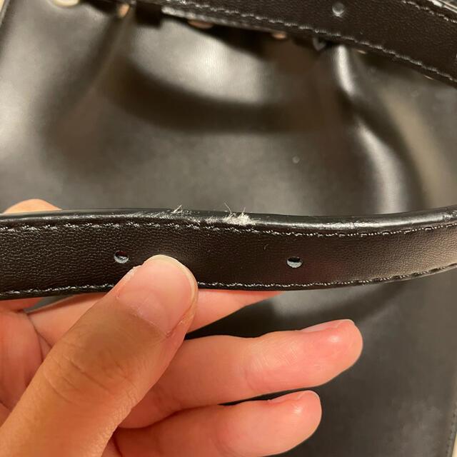 Ameri VINTAGE(アメリヴィンテージ)の【難あり】DRAWSTRING WAIST BAG レディースのバッグ(その他)の商品写真