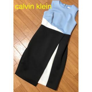 カルバンクライン ドレス 美品