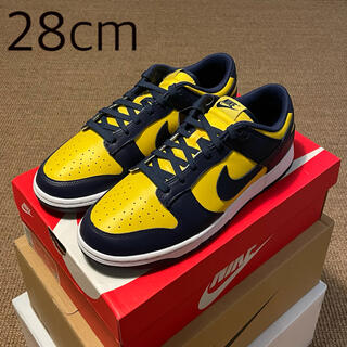 ナイキ(NIKE)の28cm Nike DUNK LOW Varsity Maize(スニーカー)
