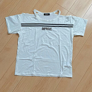 アンビー(ENVYM)のENVYM Tシャツ デザインTシャツ(Tシャツ(半袖/袖なし))