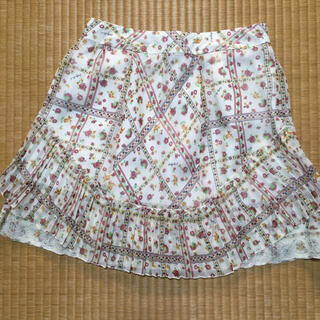 ドーリーガールバイアナスイ(DOLLY GIRL BY ANNA SUI)のANNA SUI ドーリーガール スカート(ミニスカート)