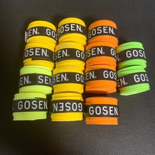 ゴーセン(GOSEN)のゴーセン グリップ 14個(テニス)