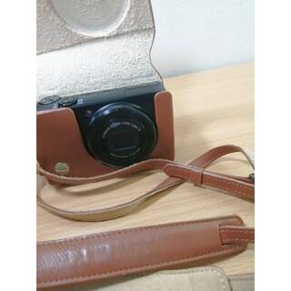 Canon - キヤノン PowerShot S90 お洒落な専用ケース付!