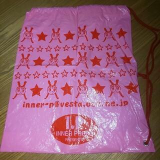 インナープレス(INNER PRESS)のinnerpress プラ袋(ショップ袋)
