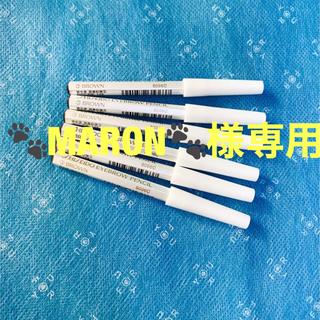 シセイドウ(SHISEIDO (資生堂))の資生堂眉墨鉛筆3番ブラウン 6本セット(アイブロウペンシル)