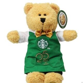 Starbucks Coffee - レア Starbucks スタバ ベアリスタ くま ぬいぐるみ スターバックス