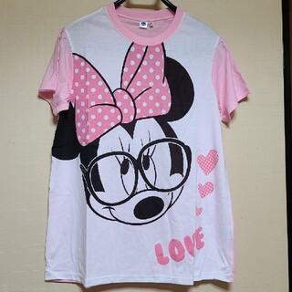 Disney - 【ディズニー】半袖AラインTシャツ