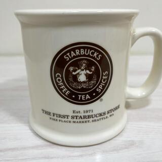 スターバックスコーヒー(Starbucks Coffee)のスターバックスのマグカップ シアトル1号店版(マグカップ)