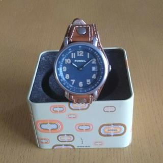 フォッシル(FOSSIL)の専用です!!!!    フォッシル FOSSIL レザー 腕時計(腕時計)