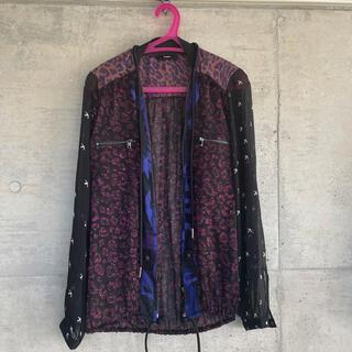 DIESEL - Diesel leopard jacket ディーゼル