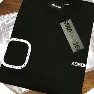 SEA - WIND AND SEA× cacetify tshirt