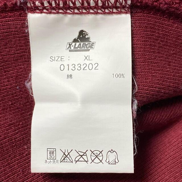XLARGE(エクストララージ)の【X-LARGE】プルオーバーパーカー PUNKOG メンズのトップス(パーカー)の商品写真