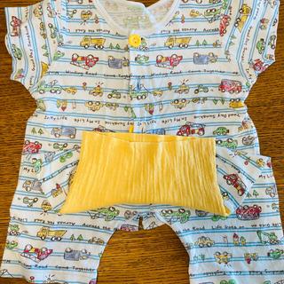 シマムラ(しまむら)の半袖パジャマ 腹巻 80サイズ(パジャマ)